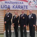 Mazowiecka Liga Karate grudzień